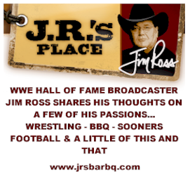 Jim Ross Checks In With His Latest BBQ & WWE Blog